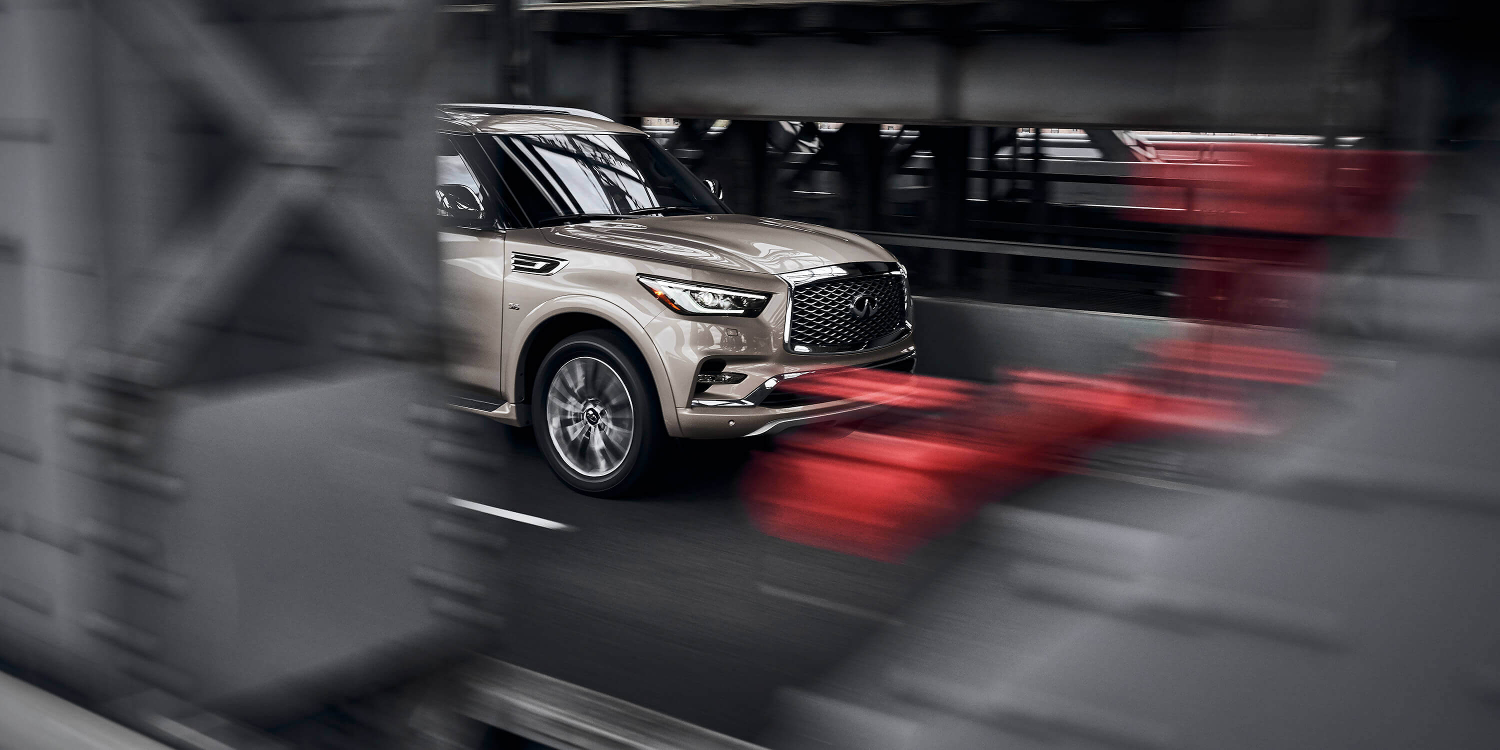 2019 INFINITI QX80 SUV Safety Safety Technologies Overview